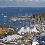 Tattoo Yachts is at the United States Sailboat Show through October 14 in Annapolis