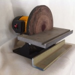 Central Machinery DISC SANDER 5